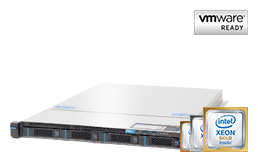 Virtualization - VMware - RECT™ RS-8587VR4 - Single Xeon Scalable 1U Rack Server